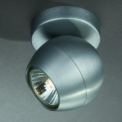 Светильник для акцентного освещения PLANET wall spot aluminium 1x50W Lirio 57030/48/LI