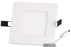 Светодиодный светильник Brille LED-37/6W 30 pcs WW SMD2835 (L121-014)