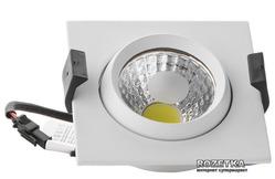 Светодиодный светильник Brille LED-43/8W COB CW DL (L126-020)