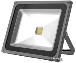 Прожектор Brille HL-13/50W LED CW IP65  (L123-007)