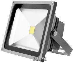 Прожектор Brille HL-12/30W LED WW IP65  (L123-006)