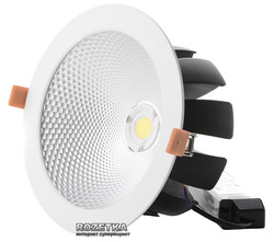 Светодиодный светильник Brille LED-40/40W COB CW DL (L126-009)