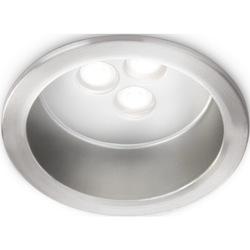 Встраиваемый светильник myBathroom LED nickel 1x SELV Philips 57927/17/16